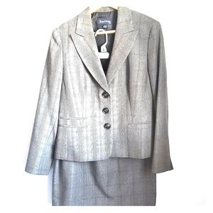 Evan Picone Two-piece Women's Skirt Suit